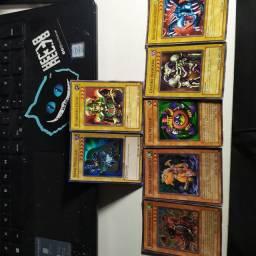 YuGiOh cartas originais