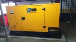 Grupo Gerador SDMO 50KVA - Jonh Deere - Gerador de Energia a Venda.