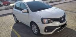 OFERTA Toyota Etios X Plus 1.5 16v 5p Automatico
