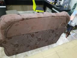 Vendo sofá semi novo, menos de 2 meses de uso