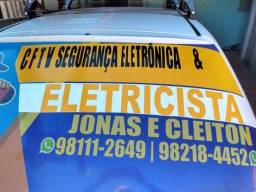 J _ C segurança eletrônica e eletrônica