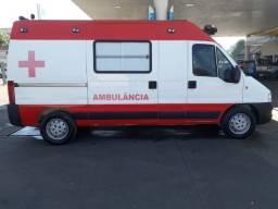 Ambulância Citroen Jumper 2.3 Diesel 2013