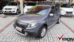 1. Renault Sandero Stepway 1.6 16v - Aprovo sua ficha!!!