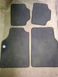Jogo de 4 Tapetes de Borracha para VW Volkswagen