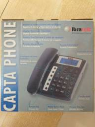 Telefone com fio Capta Phone - Ibratele