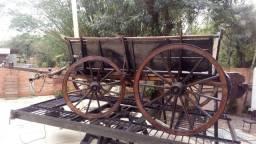 Carreta de 4 rodas