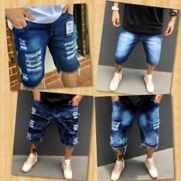 Bermudas Jeans no Atacado