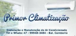 Primor Climatização - Instalação e Manutenção de Ar Condicionado