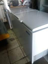 Freezzer metalfrio semi novo e garantia