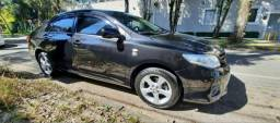 Toyota Corolla GLI  2012 financiado
