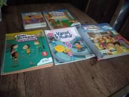 Livros usados 150 cada