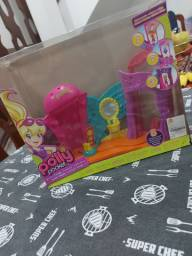 Brinquedo Polly quick change faschion