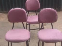 Título do anúncio: Cadeiras pra igreja ou escolar