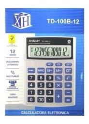 Calculadora De Balcão Xh Td-100b-12