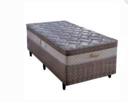 Base de cama box solteiro