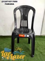 Cadeira de plástico sem braço