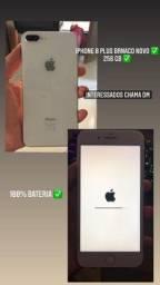 Iphone 8 plus novo