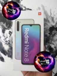 Requinte! REDMI Note 8 da Xiaomi! Novo LACRADO COM GARANTIA e entrega hj