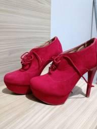 Sapato extremamente conservado
