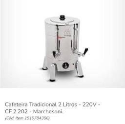 Título do anúncio: Cafeteira 2 litros (NOVO)