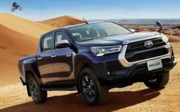 Título do anúncio: Toyota Hilux Auto 4x4 Diesel- 142.990,00 (0km e com dinheiro de volta) Leia o anuncio!