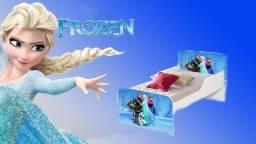 Mini cama Infantil frozen * produto novo* até 10 vezes sem juros no cartão