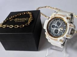 Relógio Gshock promoção pulseira ou corrente