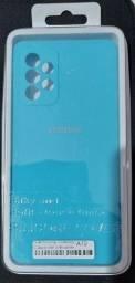Capinha Samsung A72 nunca usada!!!