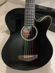 Título do anúncio: Baixolão Tagima 5 cordas AB500 preto