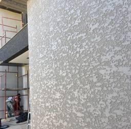 Textura Projetado / Mão de Obra e Material / Pintor Profissional