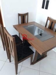 Apartamento para alugar com 2 dormitórios em Ocian, Praia grande cod:1536