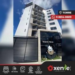 Apartamento com 3 quartos, 1 suíte, 74 m² por R$ 324.900 - Torre - João Pessoa/PB