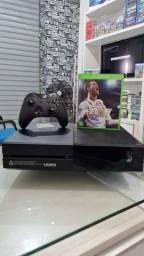 Título do anúncio: Xbox One Fat 500GB + 1 Jogo, 03 Meses de Garantia ( Loja física )