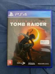 Título do anúncio: Shadow of the Tomb Raider PS4
