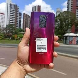 Xiaomi 9 ' Redmi Note ' Versão global ' Lacrado de fábrica ' Capa acompanha o produto