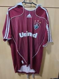 Camisa Fluminense Tamanho M - Adidas