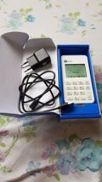 Máquina de Cartão Mini Chip Point Sumup ON - s/ mensalidade