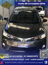 Toyota Corolla XEI 2019 Completo.