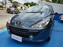 Peugeot 307 Completo Com teto solar Baixo km Raridade!