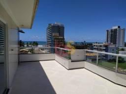 Cobertura 3/4 no Edifício atlântico sul - Praia Dourada