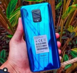 Sensacional design ' Xiaomi Redmi Note 9 S ' Versão Global ' 128 / 6 gigas