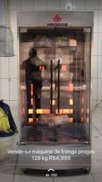 Máquina de frango progas 128 kg