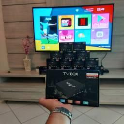 Box tv 128 gigas 4k
