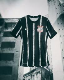 Camisa Corinthians 21/22 Nike