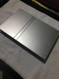 Playstatio 2 prata