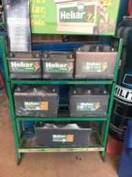 Título do anúncio: Baterias Heliar