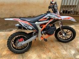 Mini moto MXF 50cc