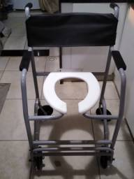 Cadeira de rodas banho Jaguaribe