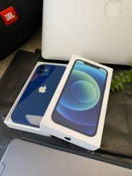 iphone 12 azul 128gb zerado
