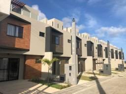 Casa Duplex e Triplex em Nova Parnamirim - Duas Suítes - 62m² - Porto Boulevard